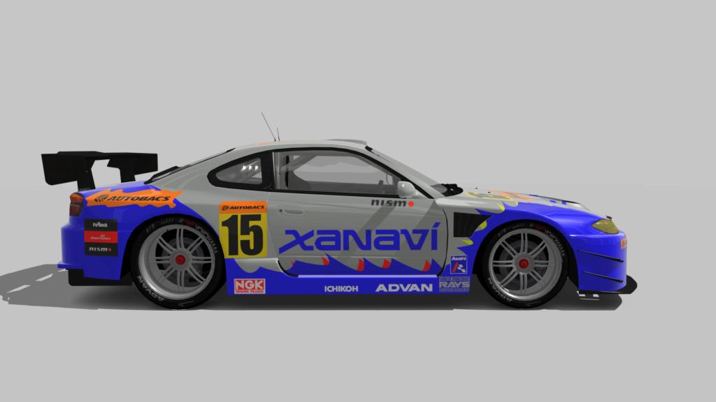 JGTC / GT300 / GT500 _custo23