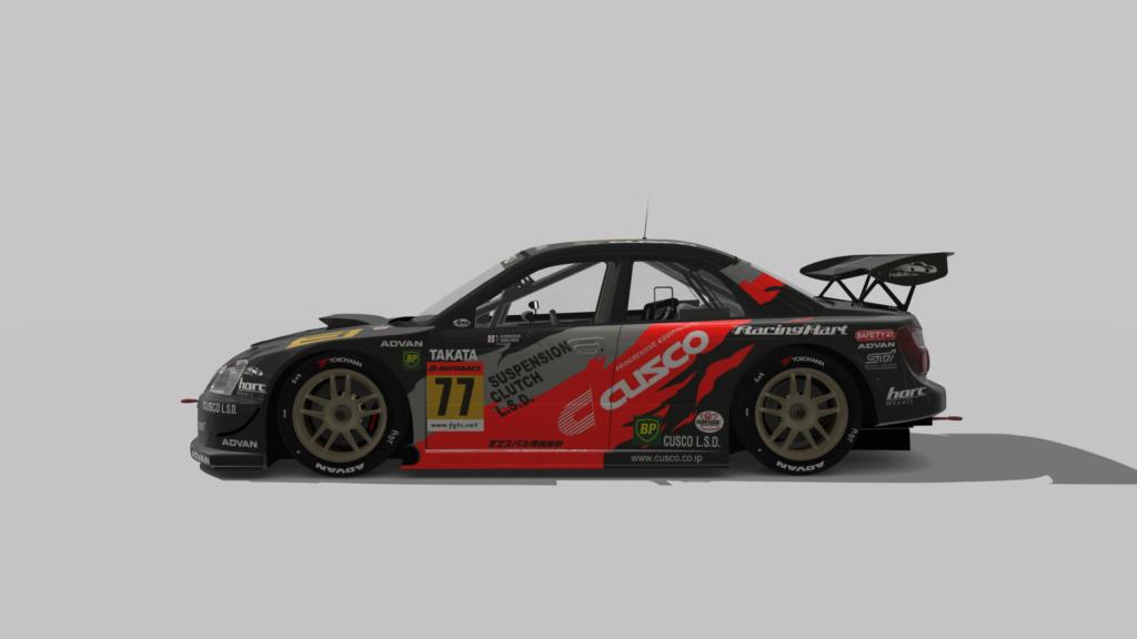 JGTC / GT300 / GT500 _custo27