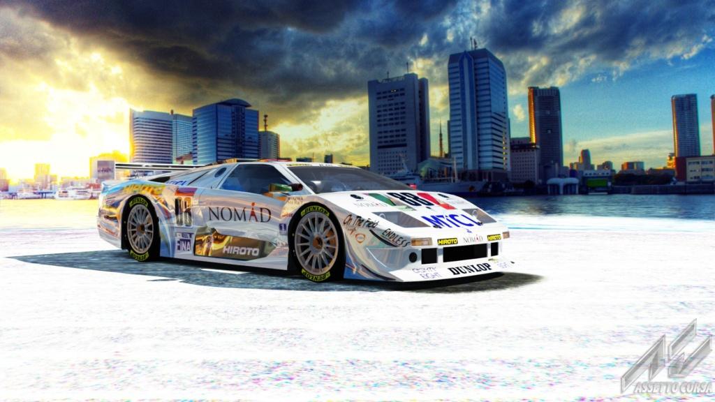 JGTC / GT300 / GT500 Showro16