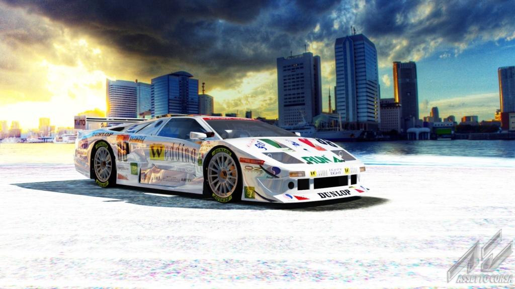 JGTC / GT300 / GT500 Showro17