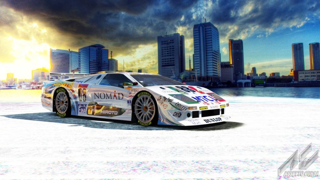 JGTC / GT300 / GT500 Showro18