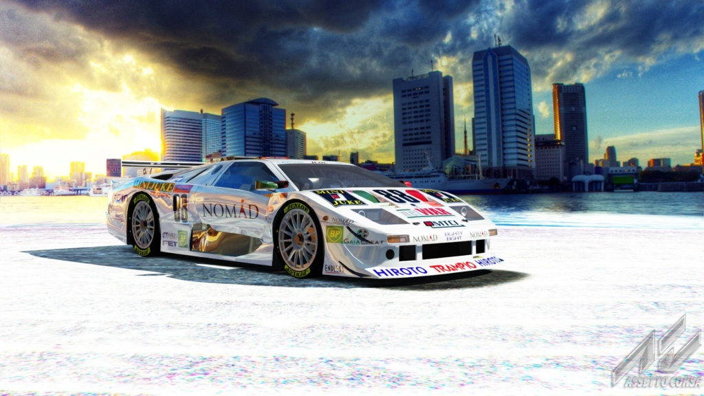 JGTC / GT300 / GT500 Showro19