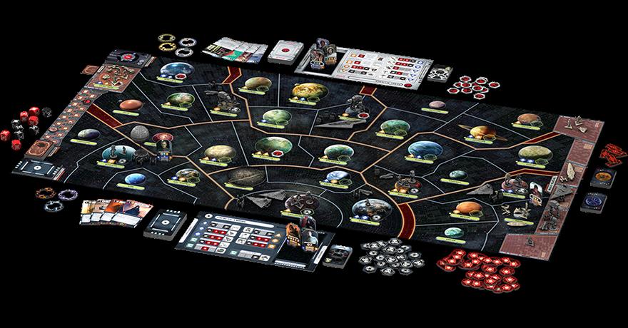 Star wars : Rebellion Platea10