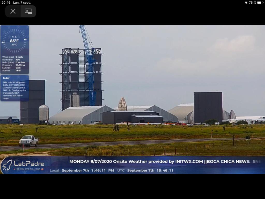 Starship SN7.1 (Boca Chica) A4ea0010