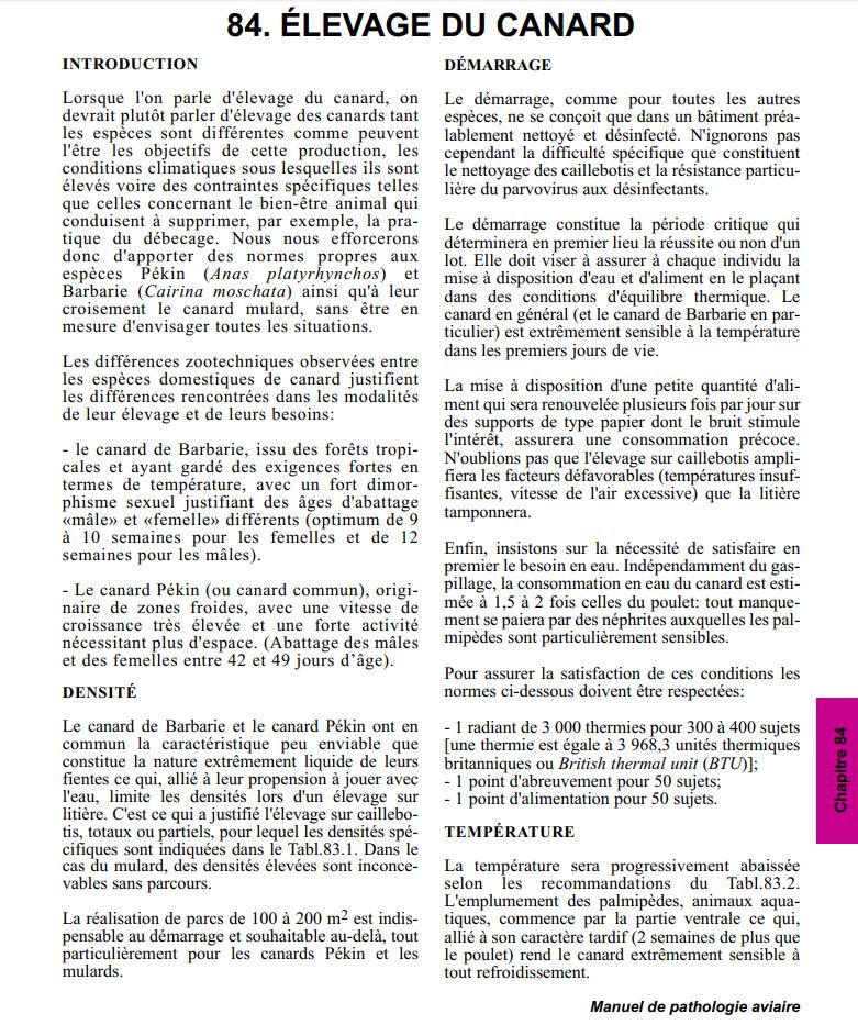 Manuel de Pathologie Aviaire Exempl11