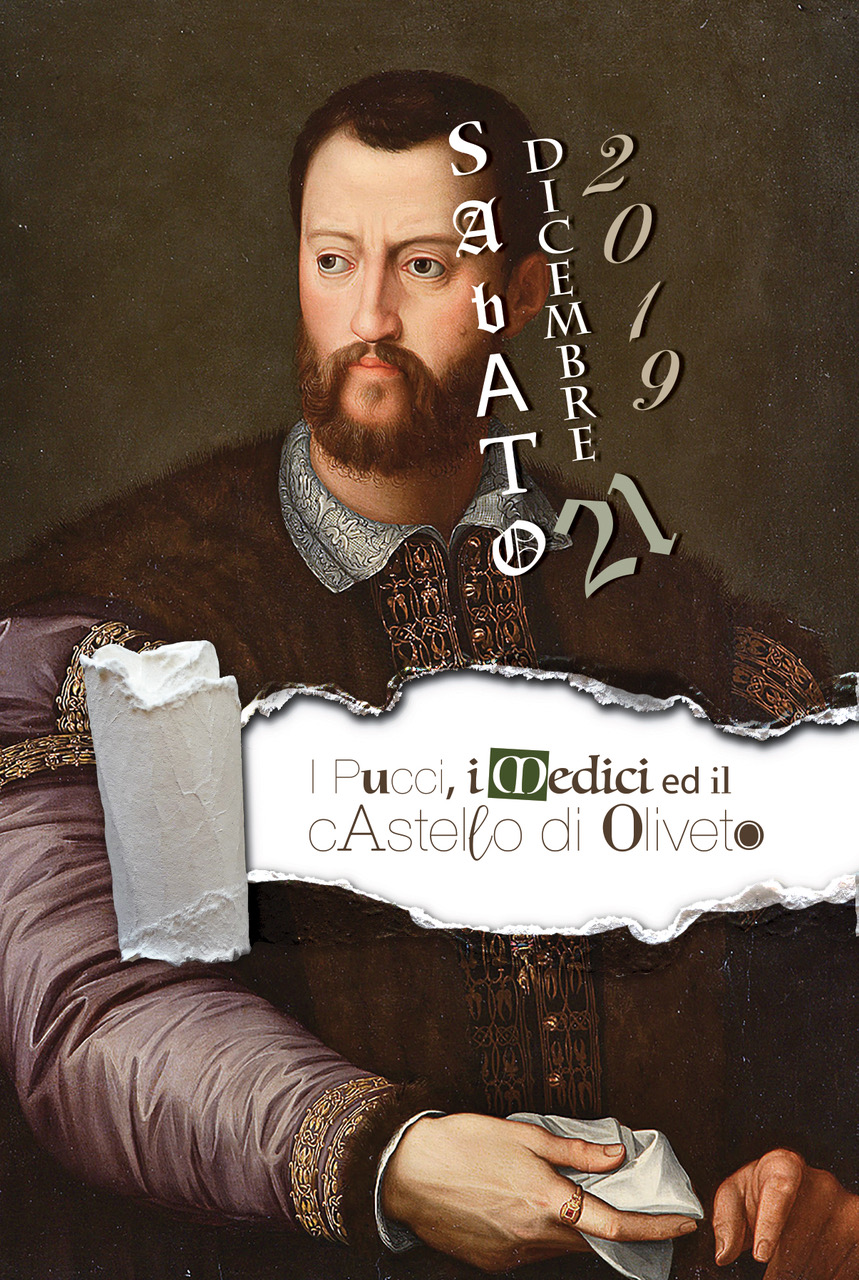 I Pucci, i Medici e il Castello di Oliveto Cosimo10