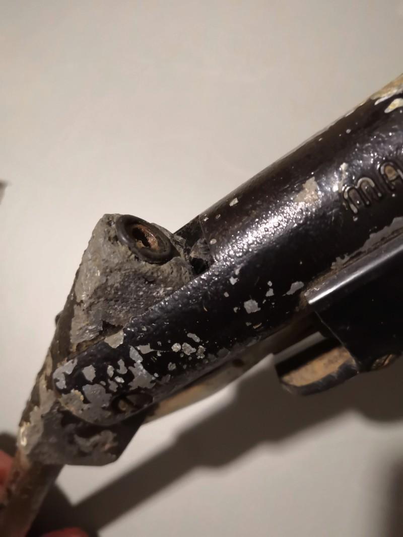 Restaurer pistolet à plomb 20190313