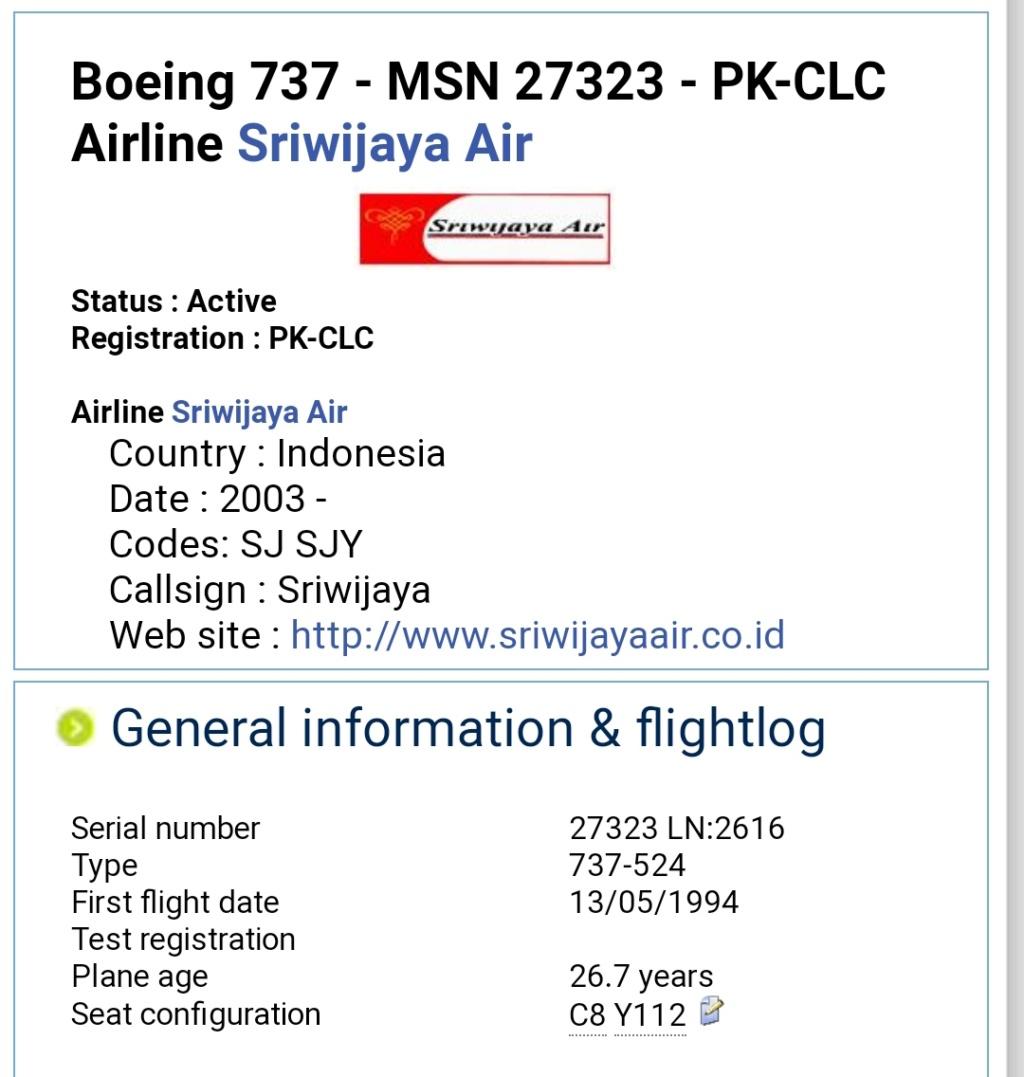 B737 perde i contatti dopo il decollo in Indonesia  Img_2046