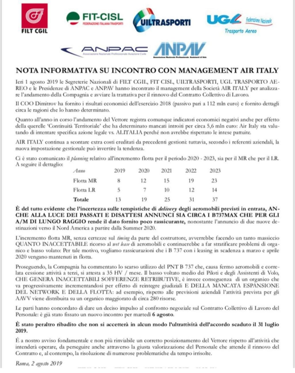 Airitaly: Malpensa il suo hub - Pagina 14 Screen29