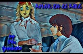 LEGENDARIAS GUERRERAS DEL ZAFIRO SEGUNDO MISIL LANZADOS DESDE NUBE. AMOR EN EL AIRE Amor_e13