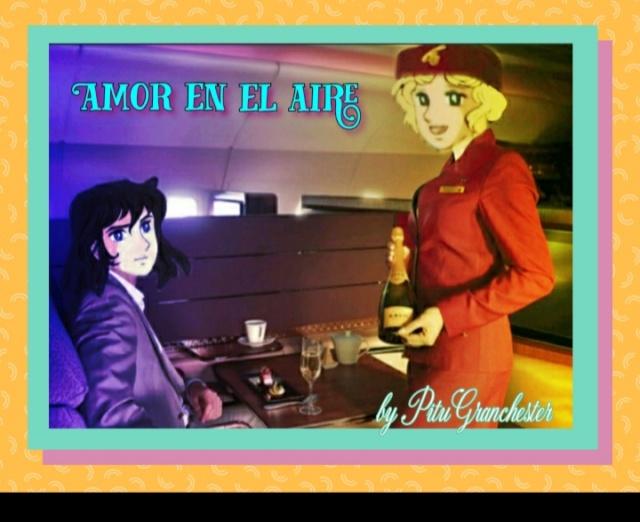 LEGENDARIAS GUERRERAS DEL ZAFIRO TERCER MISIL LANZADOS DESDE NUBE. AMOR EN EL AIRE  CAPITULO III Amor_e15