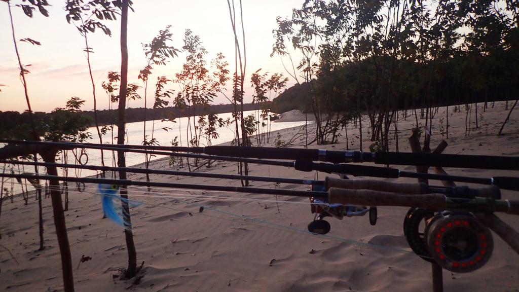 Pêche sportive en Colombie Campma10