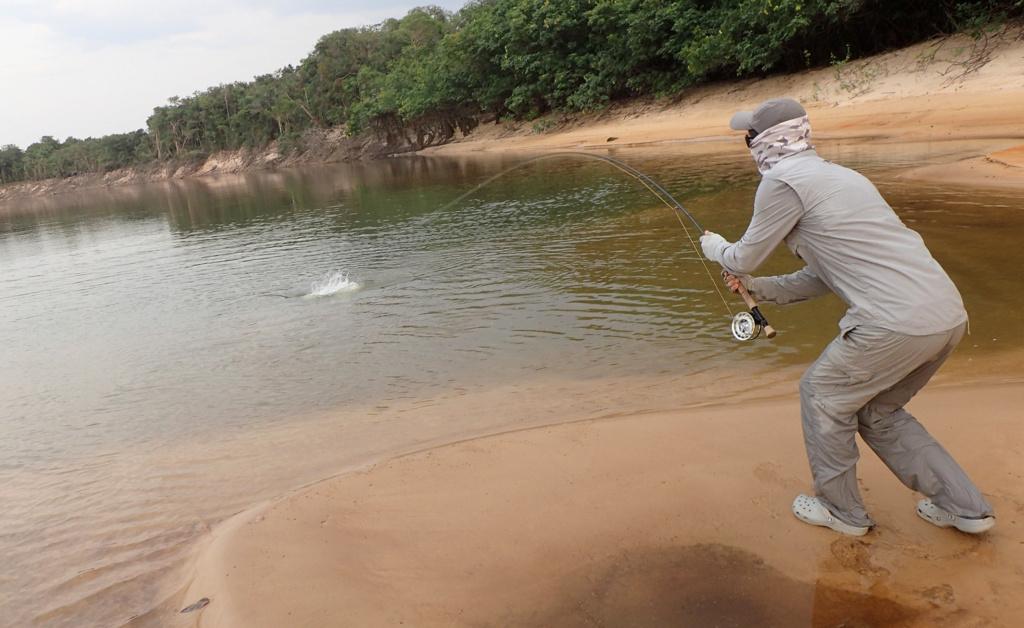 Pêche sportive en Colombie Davfig10