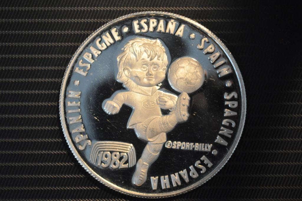 Medalla Sport Billy Mundial España 82 Dsc_0010