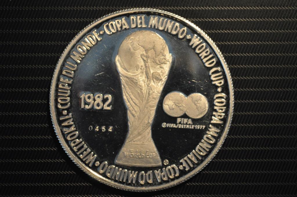Medalla Sport Billy Mundial España 82 Dsc_0011