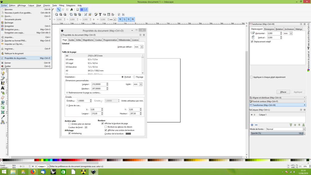 gcode fait avec INskape Prop_i10