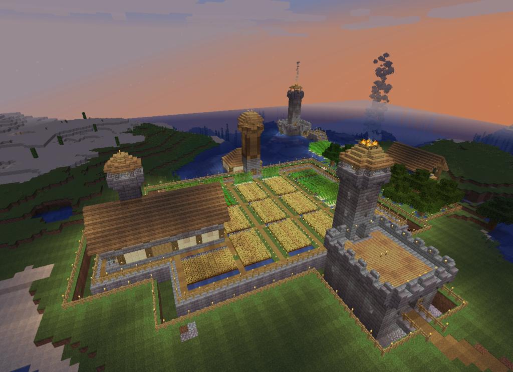 Serveur Minecraft l'appel du jeu 110