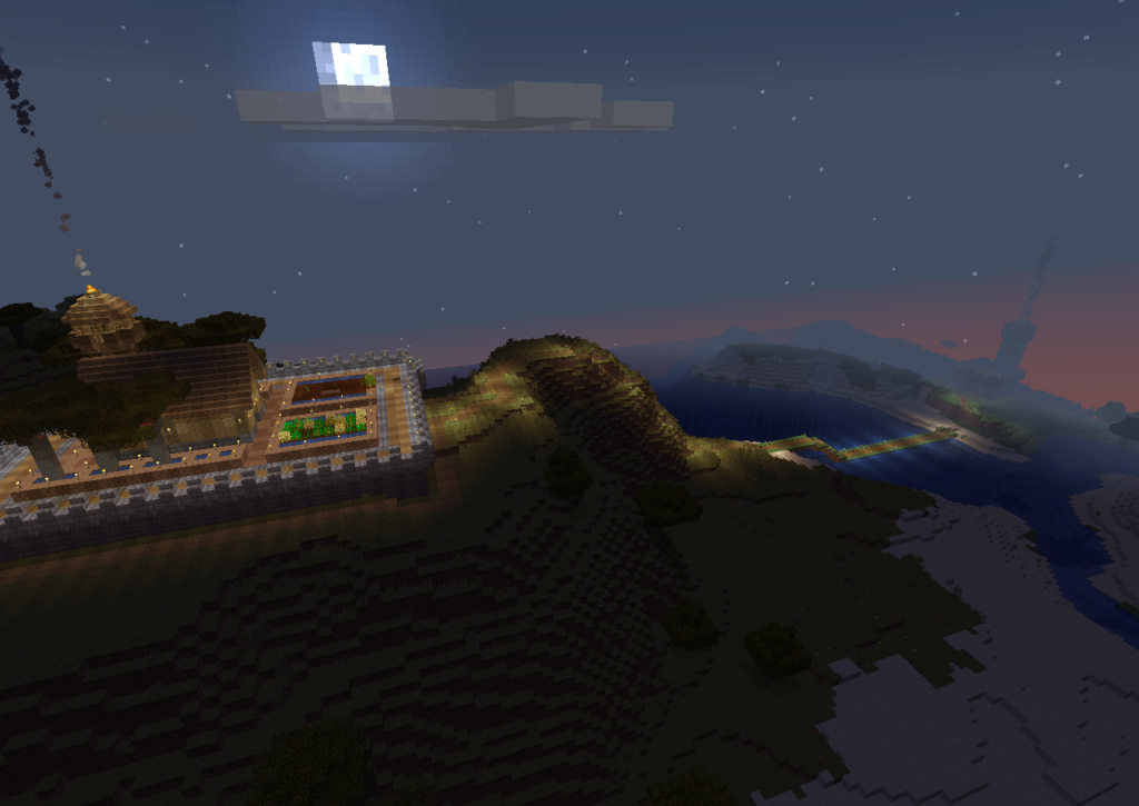 Serveur Minecraft l'appel du jeu 210