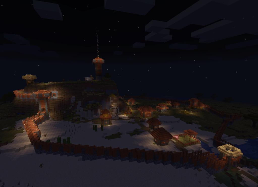 Serveur Minecraft l'appel du jeu 310