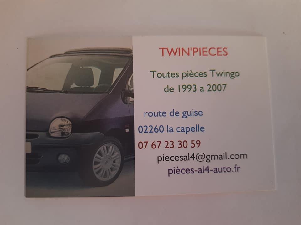 toit ouvrant en toile Twinpi10