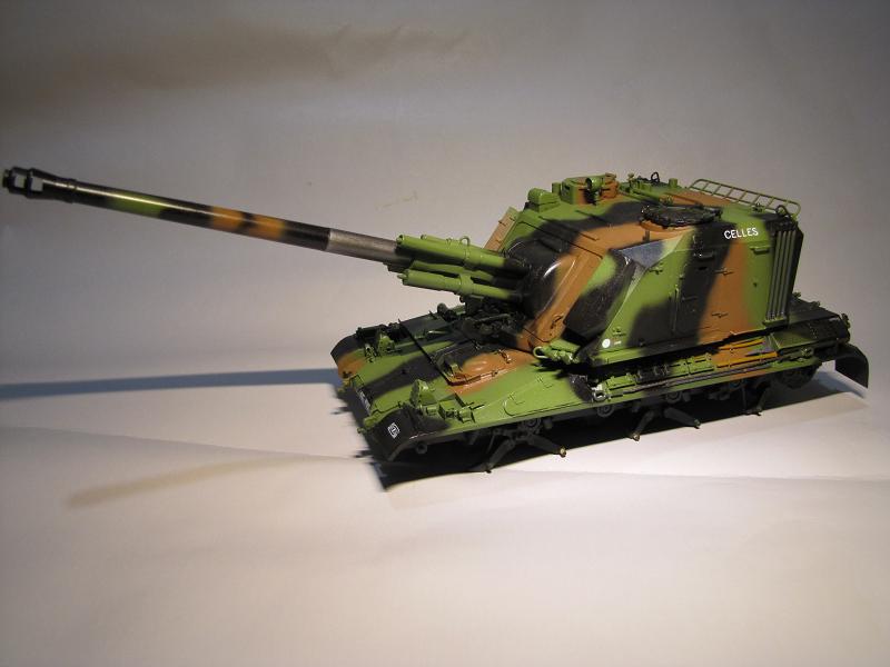 AMX 30 AUF1 Hobby Boss Auf1_110