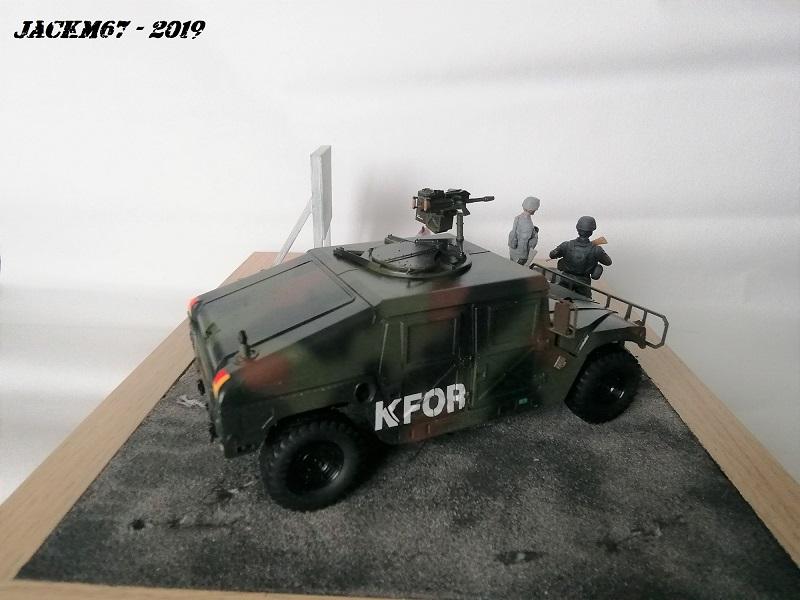 M1025 TAMIYA KFOR Humv310