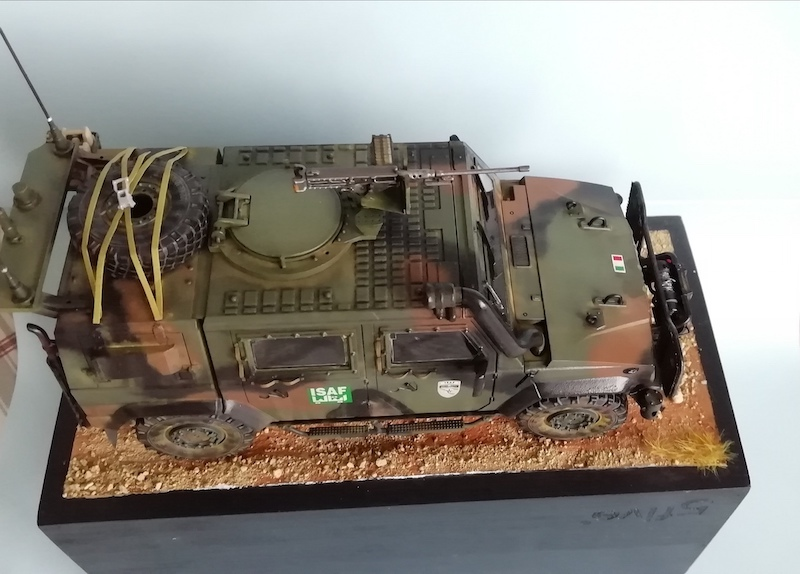 IVECO LINCE - ISAF - Italeri 1:35 Img_2027