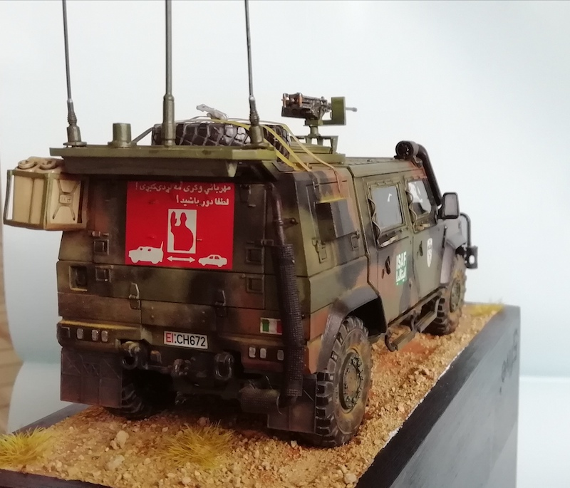 IVECO LINCE - ISAF - Italeri 1:35 Img_2028