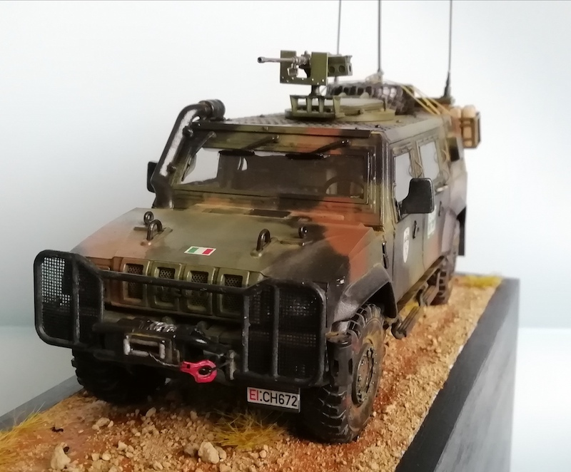 IVECO LINCE - ISAF - Italeri 1:35 Img_2030