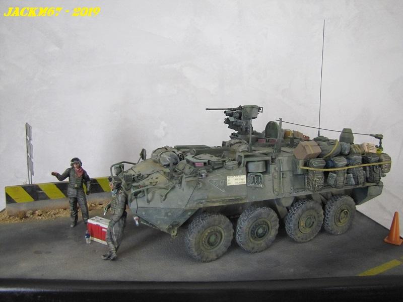 STRYKER M1130  Stryk310