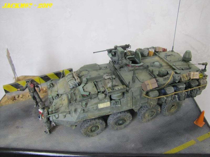 STRYKER M1130  Stryk410