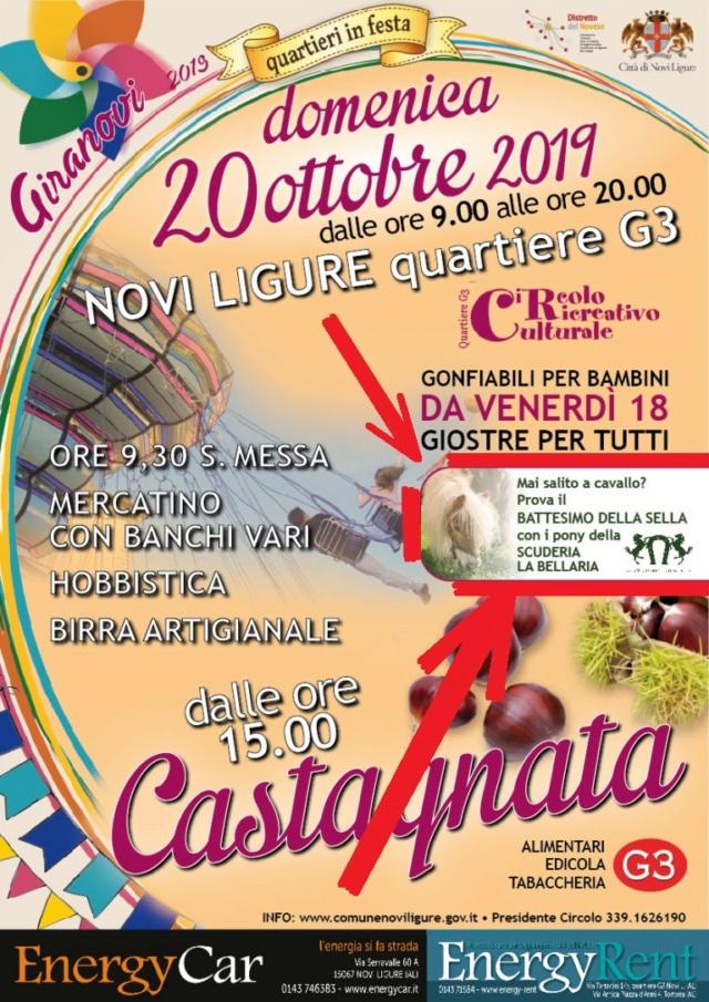 ASD Scuderia La Bellaria (Novi Ligure, AL) Girano10