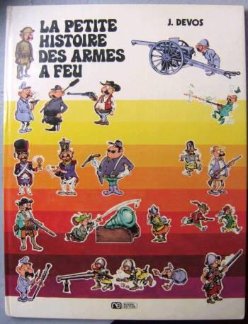 BD sur l'histoire des armes Image15