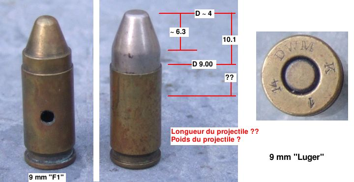 """9 mm Luger """"d'origine"""" Image31"""