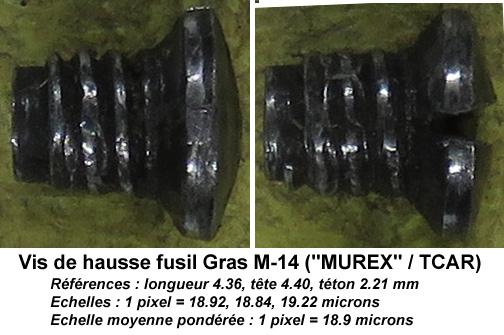 Hausse du Fusil Mle 1874 M.80 M.14 Vis_ha10