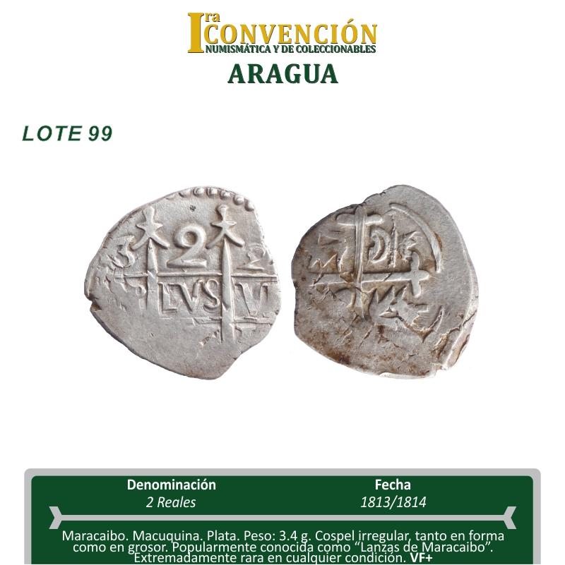 I Convención Numismática y de Coleccionables - Maracay - VE. Lote_910