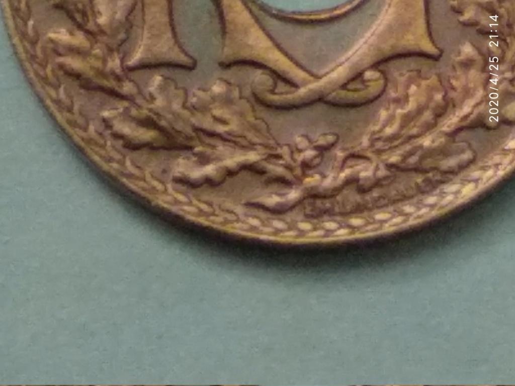 1/2 Cent 1939. Indochina Francesa. 1939_m11