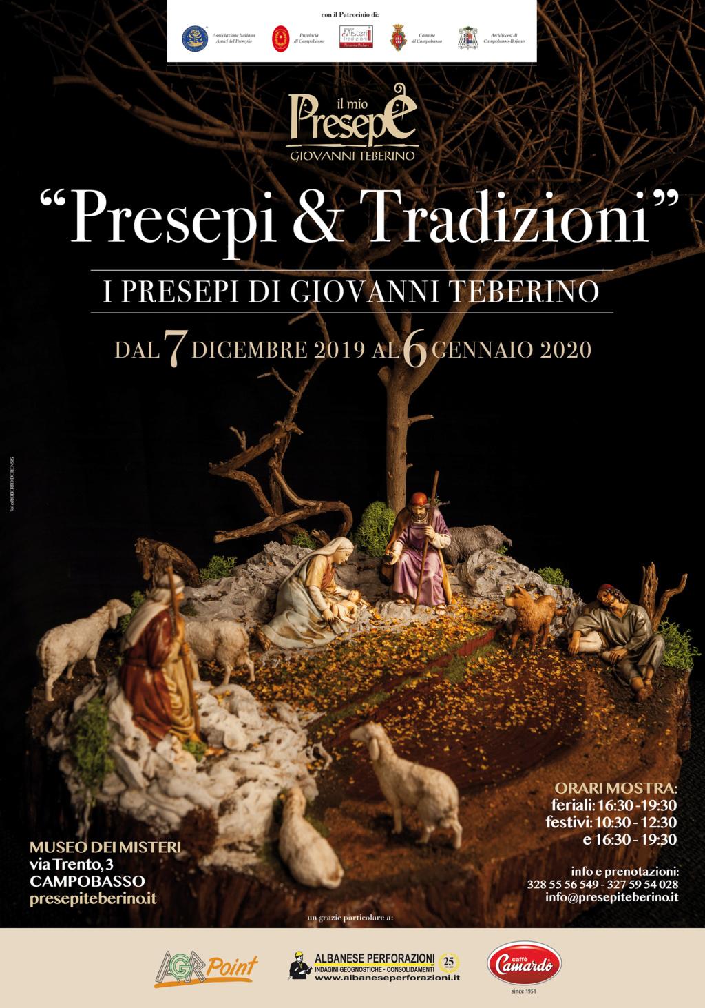 """"""" Presepi & Tradizioni """" I Presepi  di Giovanni Teberino Presep11"""