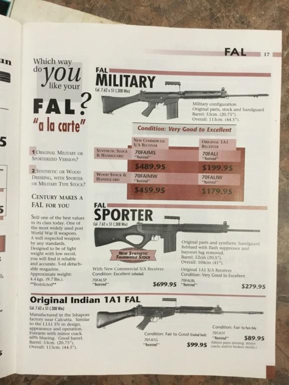 La culture des armes au fil des années  80ab0a10