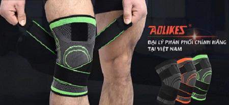Aolikes Việt Nam chuyên phân phối trực tiếp bó gối thể thao tại Việt Nam Aolike10
