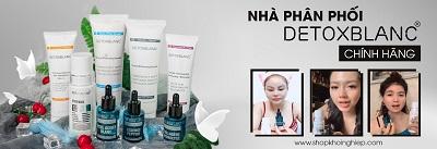 Shop Khởi Nghiệp – Địa chỉ tổng NPP mỹ phẩm Detox Blanc uy tín Detox10