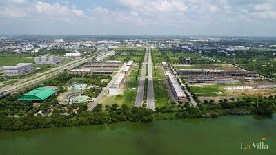 Các tiện ích của dự án lavilla green city Long An Duan210