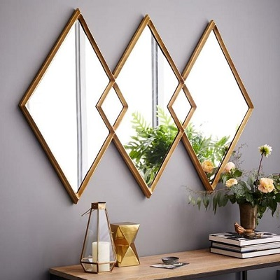 Gương trang trí, gương ghép, gương ghép trang trí là gì? Guong110