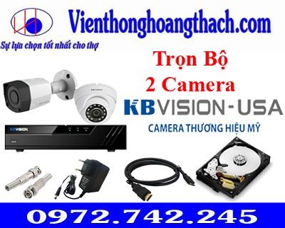 Lắp đặt bộ camera kbvision giá rẻ tại Tp.HCM Kbvisi10