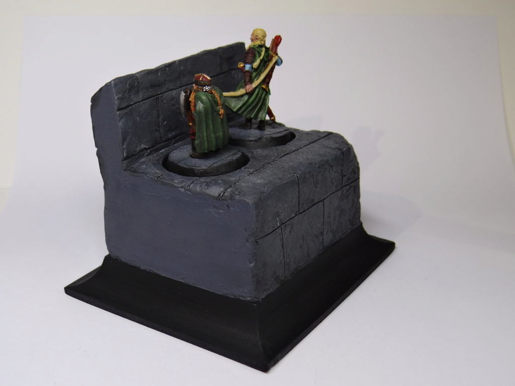 [Les combattants du Gouffre]  Legolas et Gimli  Dsc00013