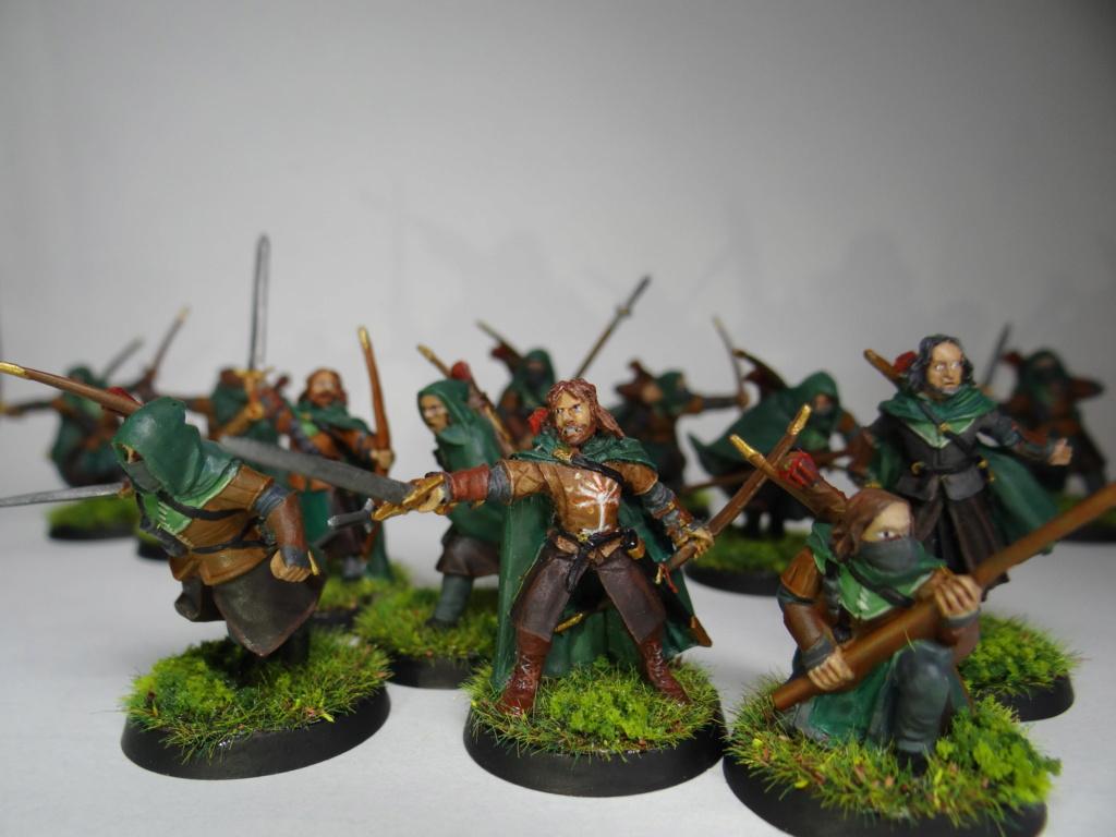 Armées des peuples libres - Dunker Groupe10
