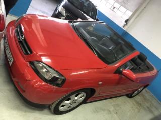 Presentación Astra Cabrio C781dc10