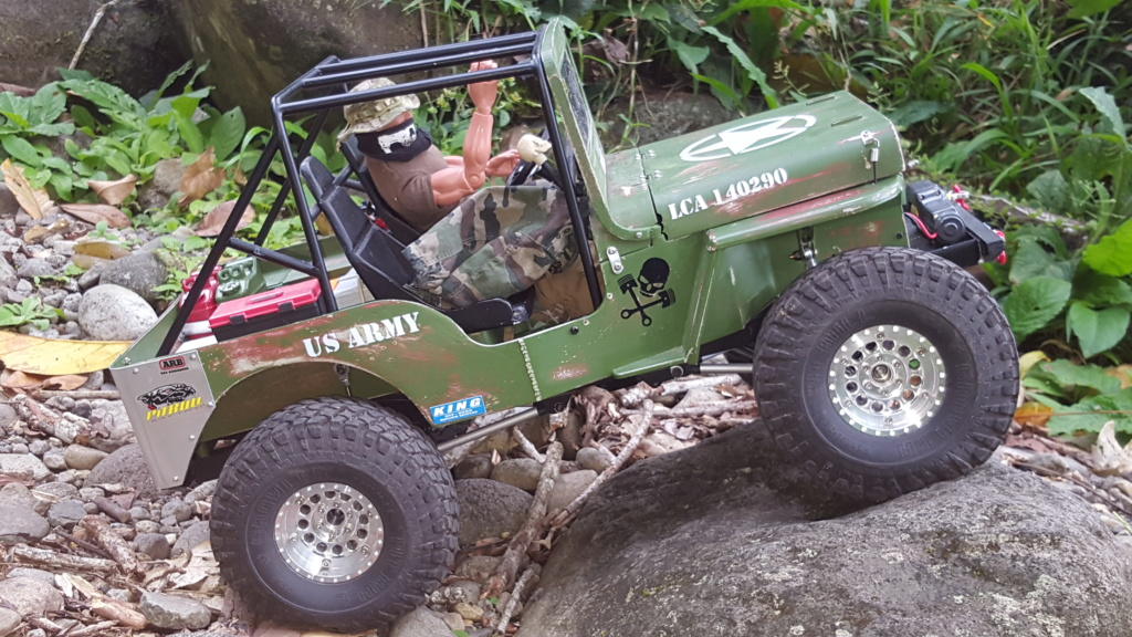 JEEP WILLYS 1:6 20180612