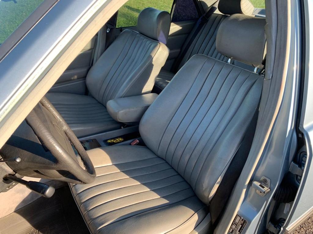Vendo Mercedes 300E 1987 **PLACA PRETA** W124 B3c4fc10