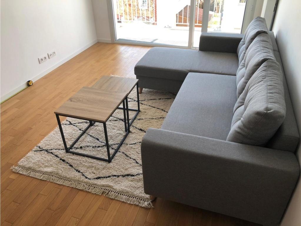 Dois-je avoir la même couleur de bois pour le meuble TV + table basse ? Whatsa11
